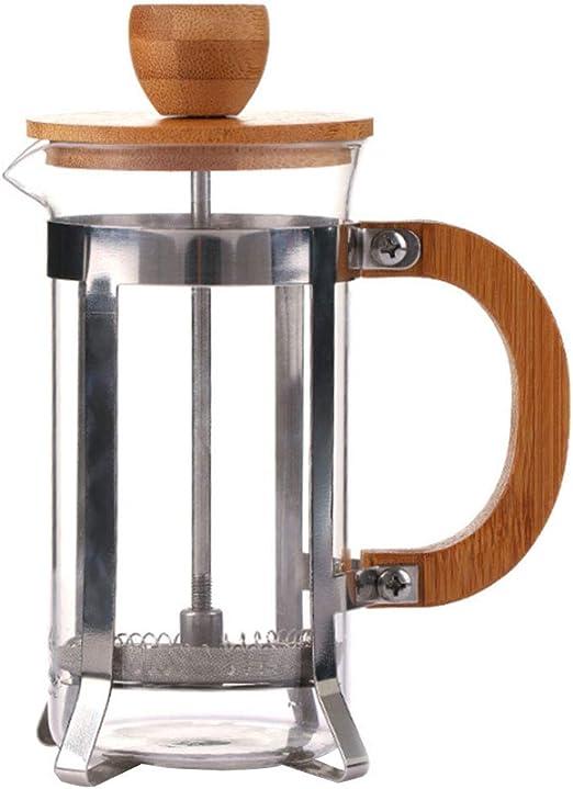 firlar 350 ml Prensa francesa Café Máquina Tetera Cafetera ...