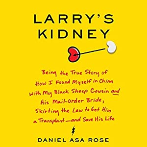 Larry's Kidney Audiobook
