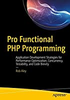 Pro Functional PHP Programming Front Cover