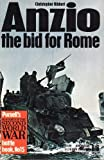 Front cover for the book Anzio the Bid for Rome by Christopher Hibbert
