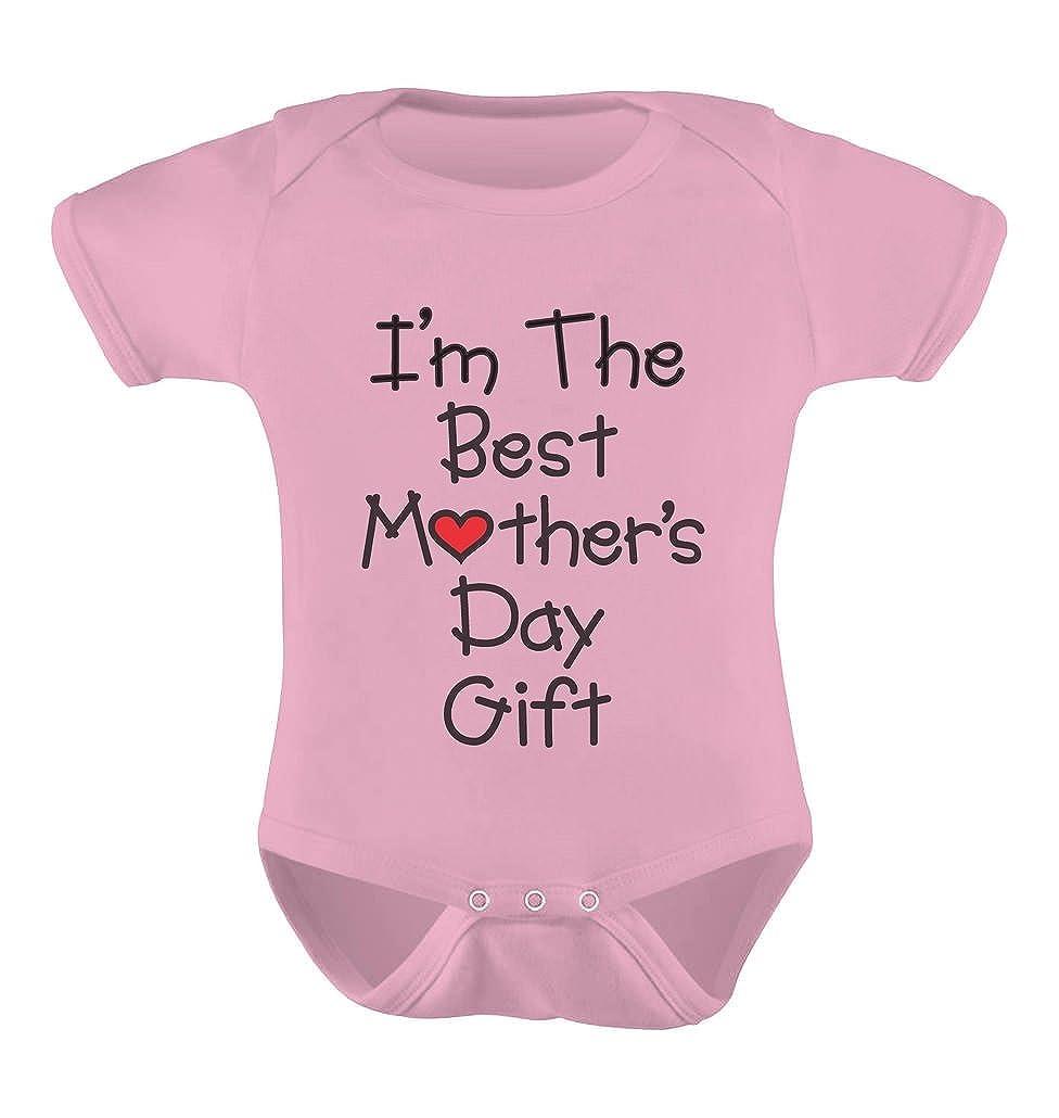 TeeStars Im The Best Cute Baby Unisex Bodysuit Onesie