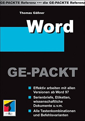 Word GE-PACKT