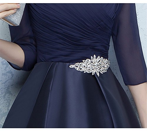 Prom Dresses Juniors Party Evening Party Rhinestones Drasawee Short Cocktail Blue Gowns f6FqAt