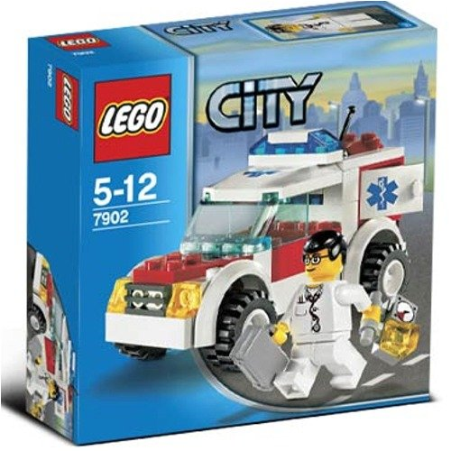 Doctors Car LEGO City