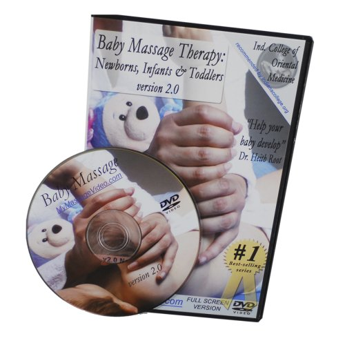 Baby Massage Therapy: Newborns, Infants & Toddlers version 2.0 (Infant Massage Video)