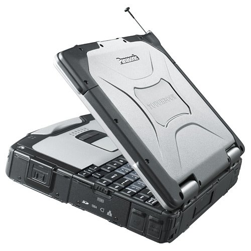 Toughbook Panasonic Drive Hard (Panasonic CF-30 Rugged Toughbook Windows 7 Touchscreen 4GB RAM 1TB HDD)