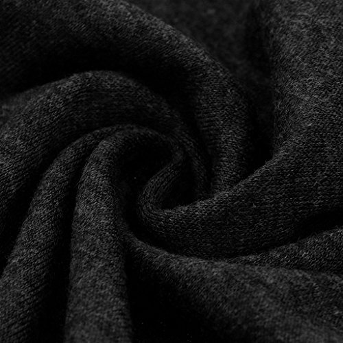Flojo Vestido Midi Pleno 50s DOLITY negro Casual Encaje Encaje D Vintage Playa Cóctel V Abierta EX15wqw