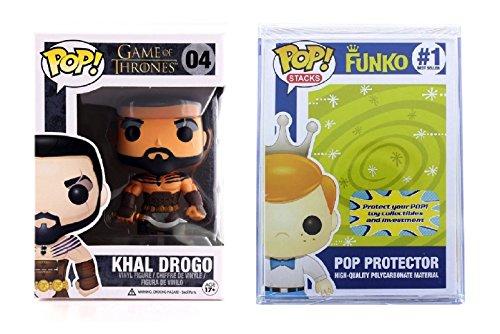 Game of Thrones Pop! Vinyl - Khal Drogo #04 from Funko