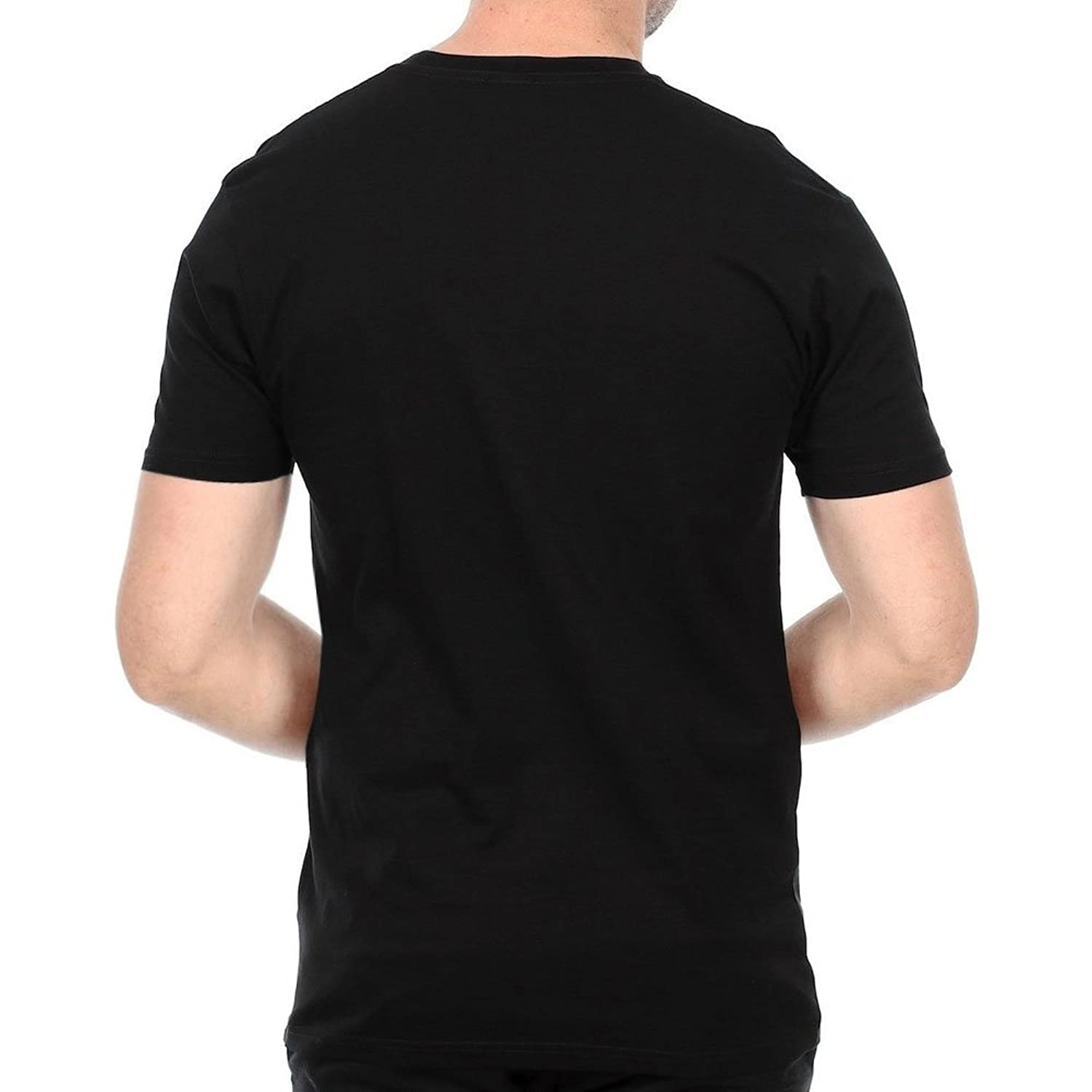 LRG Men's Cold Blooded Chillers SS T Shirt Black 2XL