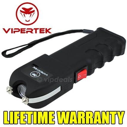 VIPERTEK VTS-989 - 230 Million Volt Self Defense Stun Gun LED Lot