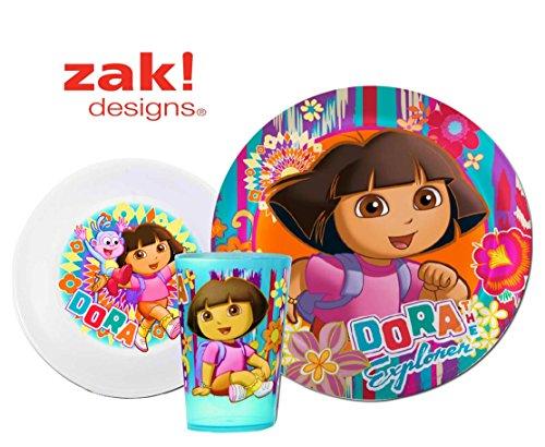 Dora the Explorer Toddler Dining Set
