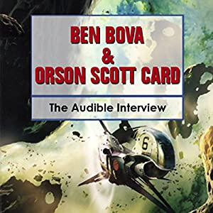 Ben Bova and Orson Scott Card Interview Speech