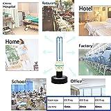 UV Germicidal Lamp UVC Bulb UV-C Light Ozone Free