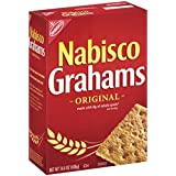 Nabisco Graham Crackers, 14.4 Ounce Box (Pack of 12)