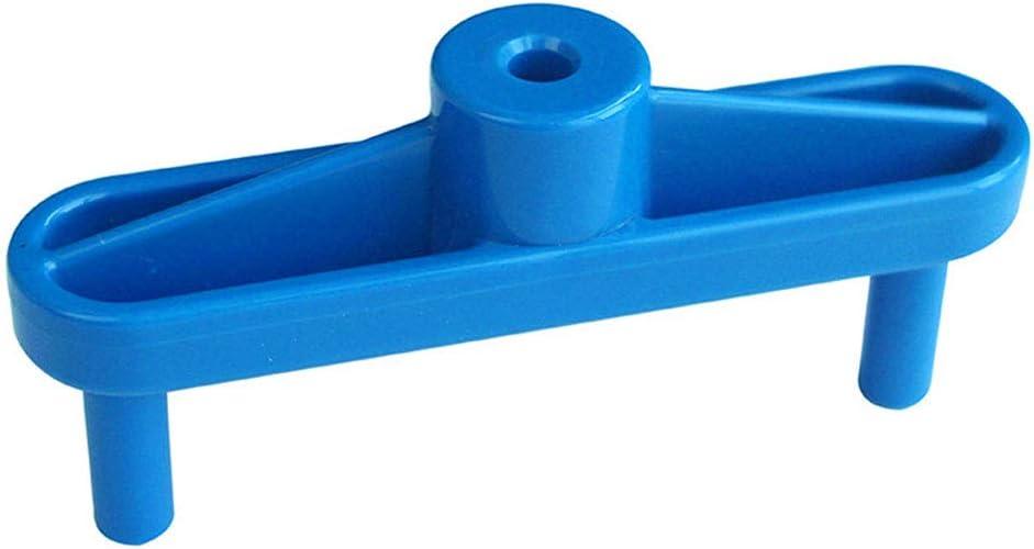 Free Size blau Markierungs-Center Finder Holz Scribe Markierung Messger/ät passend f/ür Standard-Holzstifte Almabner Center Scriber Line Scriber f/ür Holzarbeiten
