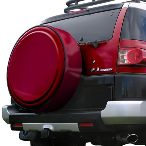2007-2009 Toyota FJ Cruiser - Color-Matched MasterSeries Hard Tire Cover - 32