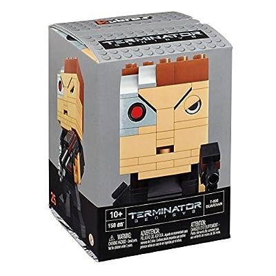 Mega Construx Kubros Terminator Genysis Building Kit: MATTEL(R): Toys & Games