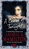 Front cover for the book A Caress of Twilight by Laurell K. Hamilton
