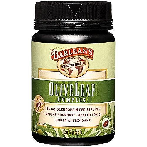 Barleans Organic Oils Complex Softgels