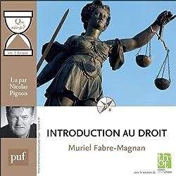 Introduction au droit en 1 heure