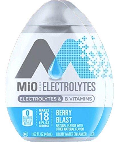 (Mio Electrolytes Berry Blast B Vitamins Liquid Water Enhancer 1.62 fl oz (2))