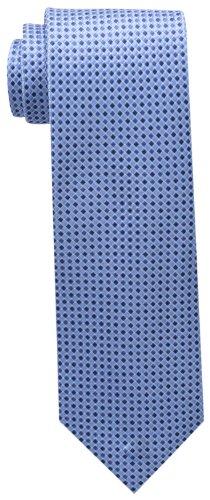 Tommy Hilfiger Men's Core Micro Tie, Blue, One Size