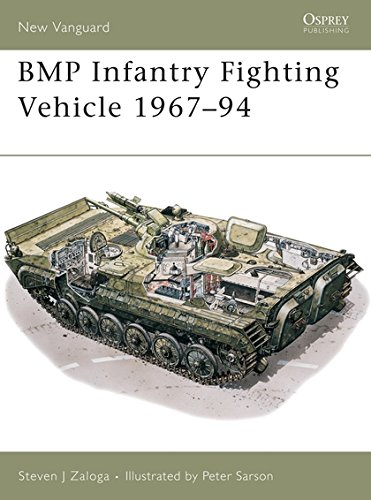 BMP Infantry Fighting Vehicle 1967 94  New Vanguard Band 12