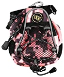 LinksWalker NCAA Central Florida Knights - Mini Day Pack - Pink Digi Camo