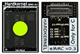 128GB eMMC Black Module C0/C1/C1+ Android (Chartreuse Dot)
