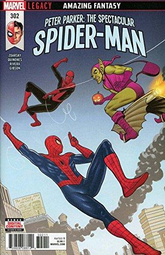 P:eter Parker: The Spectacular Spider-man #302