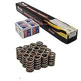 Chevy SB 283 305 327 350 400 HYD FLAT Street/Strip Cam+Lifters Kit w/ springs (VALVE LIFT: .443/.465)