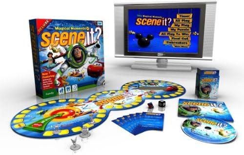 Scene It. Disney Magical Moments: Amazon.es: Juguetes y juegos