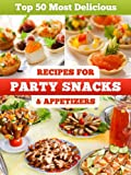 This top 50 of amazing party snack recipes is based on an internet poll. Try them all and taste their deliciousness. These appetizers are so good, you will surely be overwhelmed by their gorgeous taste and so will your guests! Great for birth...