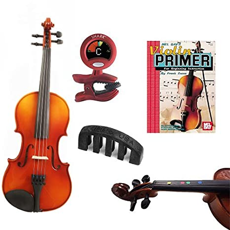 Übungsstummschaltung Violine Geige Zubehör 4 Saiten Kolophonium für