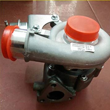 GOWE para TF035 Turbocompresor Turbo 28231 - 27810 49135 - 07302 Turbocompresor para Hyundai Santa Fe 2.2 CRDi: Amazon.es: Coche y moto
