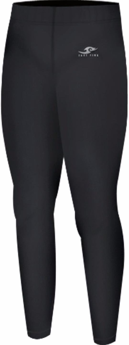 New Boys & Girls Youth 115 Black Winter Compression Skin Tight Pants