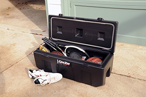 Dee Zee DZ6535P Poly Plastic Storage Chest - Dee Zee Jeep