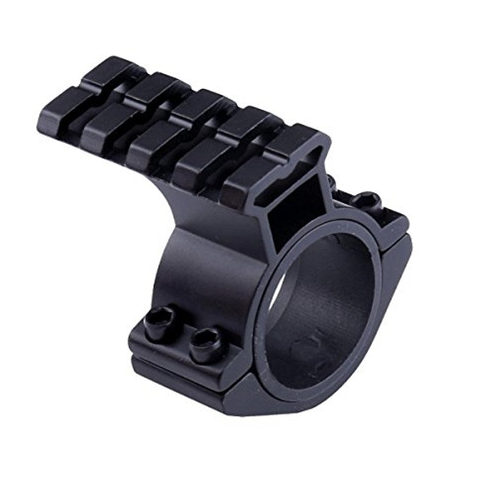 Barril de Montaje 25, 4 mm / 30 mm Anillo 20 mm Weaver Picatinny Rail Adaptador para Rifle Scope FIRE WOLF
