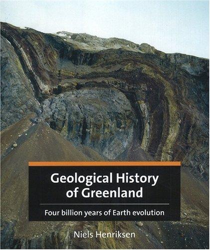Geological History of Greenland Niels Henriksen