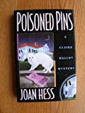 Poisoned Pins, Joan Hess, 0525935916