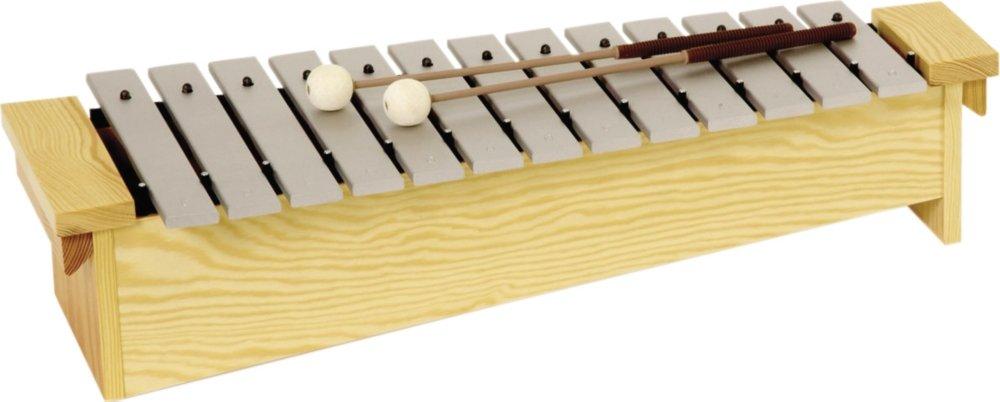 Studio 49 Series 1600 Orff Metallophones Diatonic Soprano, Sm 1600 by Studio 10