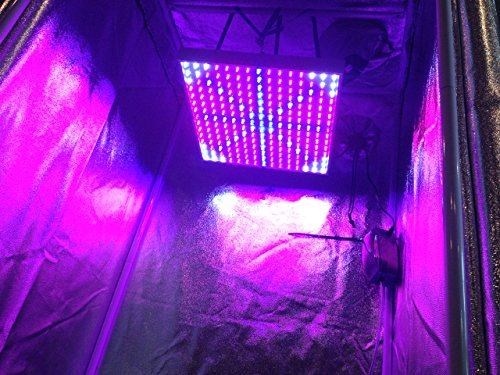 New 4 Site Hydroponic Grow Room - Complete Grow System with Grow Tent - LED Grow Lights Hydroponic System 3