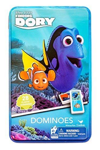 (Finding Dory Dominoes Tin)