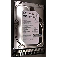 HP 653948-001 2TB hot-plug dual-port SAS hard disk drive - 7,200 RPM, 6Gb/sec transfer rate, 3.5-inch large form factor (LFF), Midline, SmartDrive Carrier (SC) - Not for use in MSA products