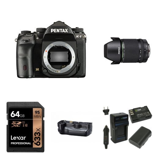 Pentax K-1 Full Frame DSLR Parent