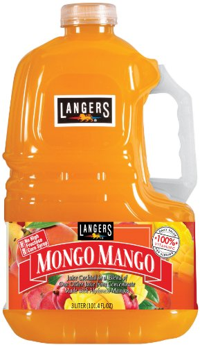 langers mongo mango juice - 1