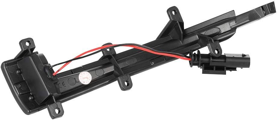 per Audi TT 8J R8 BANIKOP /LED dinamico Indicatore di direzione Lampeggiatore Lampeggiatore per specchietto Laterale sequenziale Specchio dAcqua Corrente 12V