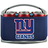 cool six cooler nfl - NFL New York Giants Cool Six Cooler