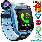 Best Child Locator Watch For Kids - [Free Speedtalk Card] Kids Phone Smart Watch Review