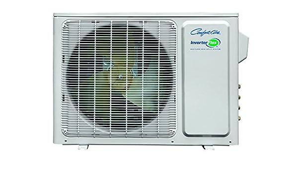 comfort-aire a-vfh24ta-1 inversor Flex 24.000 btu al aire libre ...